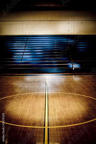 High School Gym - 28215224