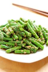 Sesame Asparagus