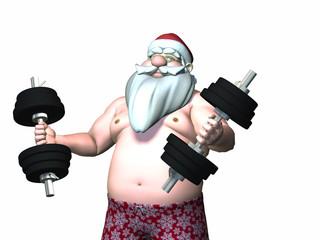 Santa Fitness 11