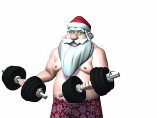Santa Fitness 10