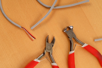 Wire Cutting Electrical Tools