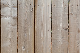 XXXL Full Frame Close-Up Rough Unfinished Wooden Fence poster
