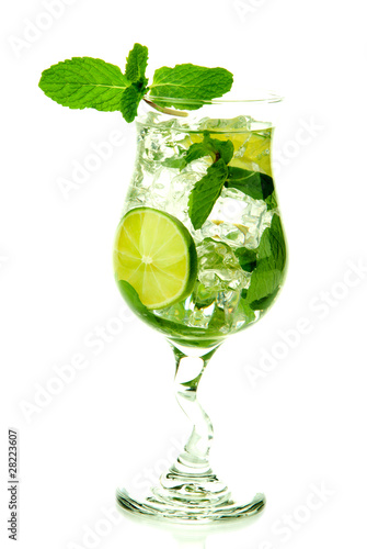 Virgin Mojito cocktail