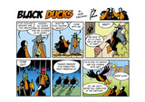 Black Ducks Comic Strip episode 60