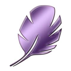 メタルの羽