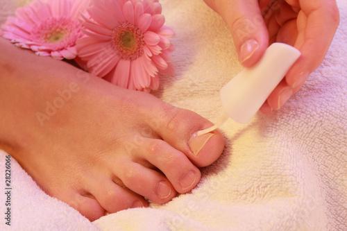 Fußpflege geschenk gutschein med