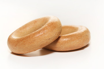 Two bagels