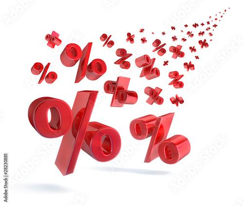 Prozente en masse