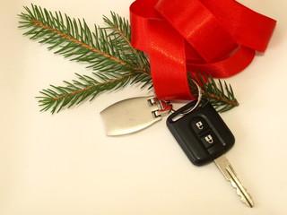 prezent kluczyki