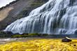 Dynjandi waterfall -  Iceland.
