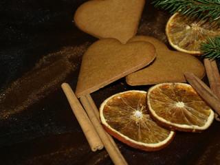 pierniki i pomarańcze