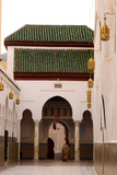 Mausoleum, Moulay Idriss, Morocco poster