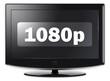 "Flatscreen TV ""1080p"""