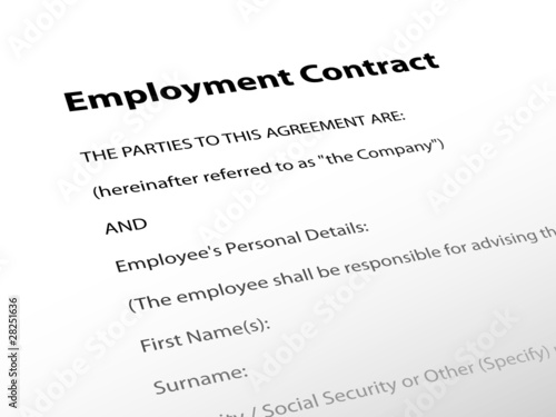 employment 3 essay Free coursework on employee dismissal from essayukcom, the uk essays company for essay, dissertation and coursework writing.