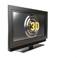 Detaily fotografie 3D TV