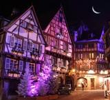 Colmar, noc Vianočné