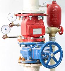Fire Sprinkler Control System