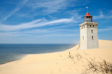 Lighthouse Of Rubjerg Knude, Denmark