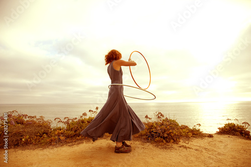 Sunset Hooper