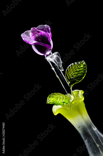 Photo 玻璃花