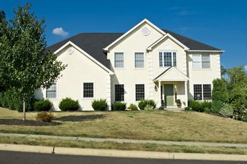 Modern Single Family Home in Suburban Philadelphia, PA Quoins