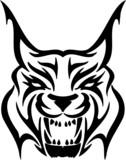 Wolf.Tribal Predators. poster