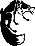 Fox.Tribal Predators. poster