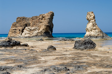 Cleopatra Beach in Marsa Matruh