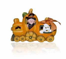 Treno di Halloween