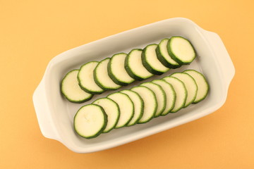 Piatto zucchina