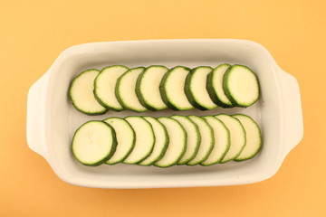 Zucchine a fette