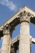 Ruins of Olympian Zeus Temple - Athens
