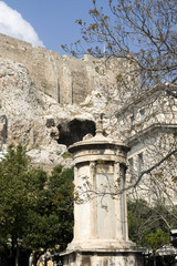 Athens - The Choragic Monument of Lysicrates