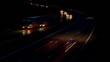 Autobahn bei Nacht - Special Effect Video