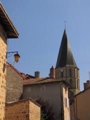 Ville de Rochechouart ; Charente, Limousin, Périgord
