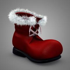 Weihnachtsmannstiefel