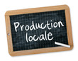 "Ardoise ""Production locale"""