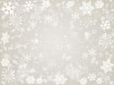 Fototapety winter in grey