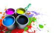 Quadro paint buckets