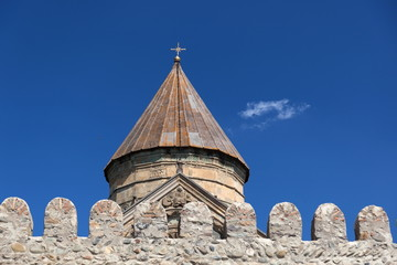 Svetitskhoveli church. Mtskheta. Georgia.