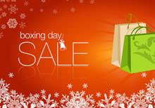 """Постер, картина, фотообои """"Boxing Day Sale"""""""