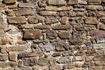 Aged masonry texture wall grunge background