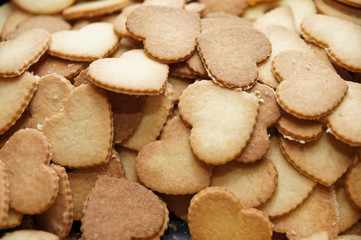 Baked hearths