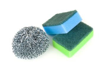 Sponges for utensil cleaning