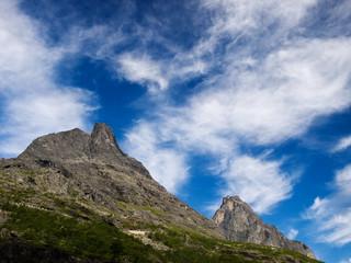 Mountains in Romsdalen