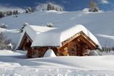 Fototapety Schneebedeckt