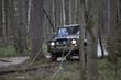 off-road 4x4 competition, UAZ is in focus