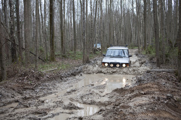 off-road 4x4 competition