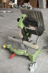 Frame cutter machine