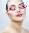 Beautiful Creative Fashion Makeup
